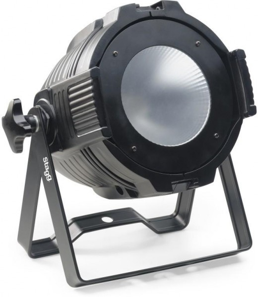 Stagg SLI KINGPAR10-0 Spotlight mit 60-Watt COB LED (KingPAR 10)
