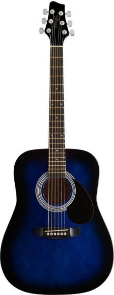 Stagg SW201 3/4 BLS Akustische Dreadnought Gitarre