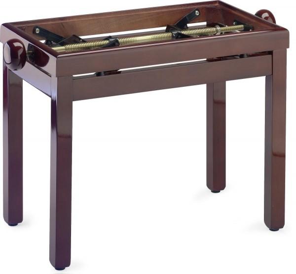 Stagg PB39 MH P Klavierbank in Mahagoni poliert