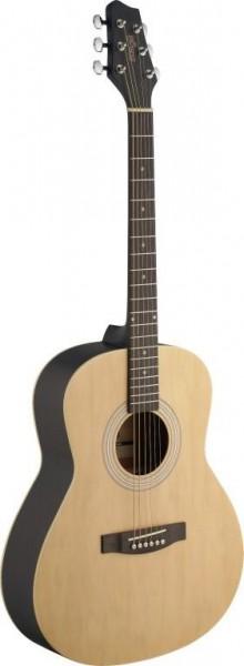 Stagg SA30A-N Auditorium, akustische Gitarre m. Lindendecke