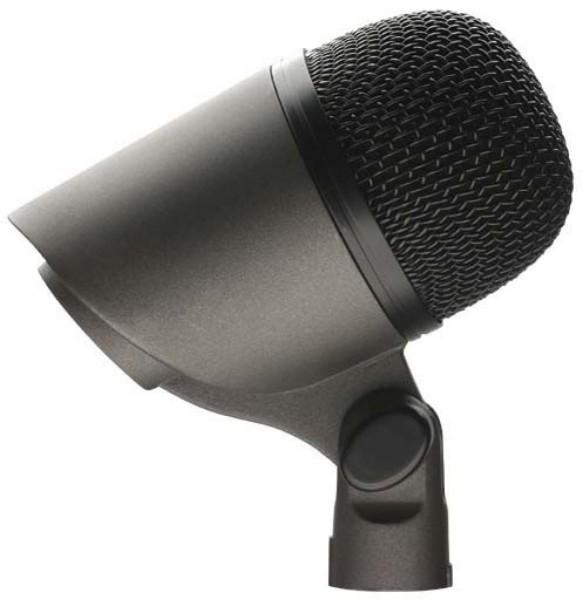 Stagg DM-5010H Dynamisches Mikrofon speziell für Bass Drum Aufnahme