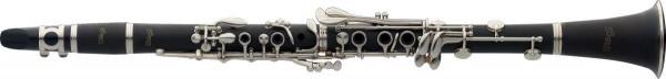 Stagg WS-CL110 B Klarinette -Basic-, im ABS Koffer, Leichtgewicht