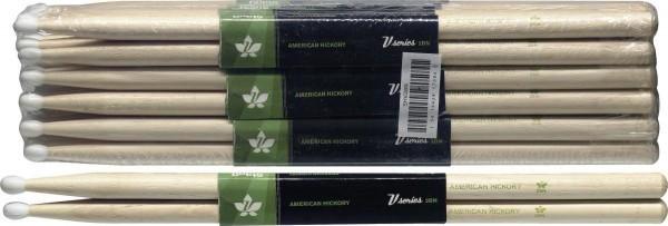 Stagg SHV2BN Hickory Sticks, V Serie/2BN - Nylontip