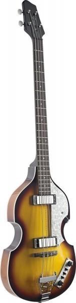 Stagg BB500 Violin-Stil E-Bassgitarre