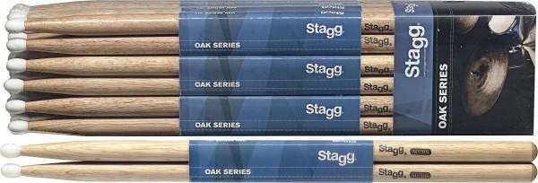 Stagg SO2BN Eiche Sticks/2BN - Nylontip