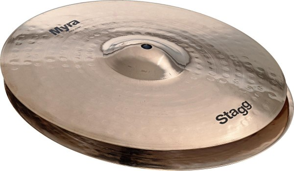 Stagg MY-HR13B 13 Zoll Myra brilliant rock Hi-Hat