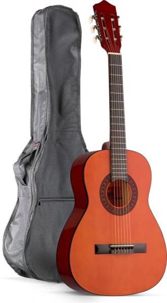 Stagg C530 BAG PACK 3/4 Klassikgitarre in natur mit Lindendecke inklusive Tasche