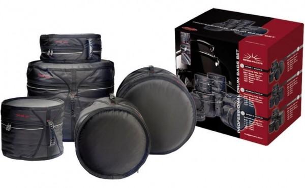 Stagg SPBS-1 PACK/5 DELUXE Schlagzeugtaschensatz