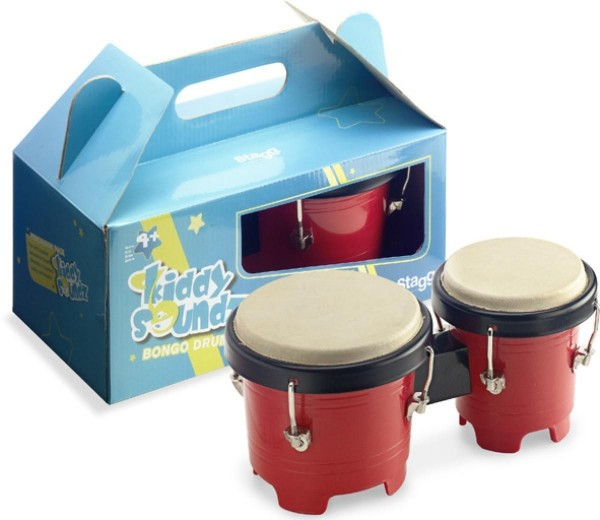 Stagg BOP05 kiddy soundz Kinder Mini-Bongo