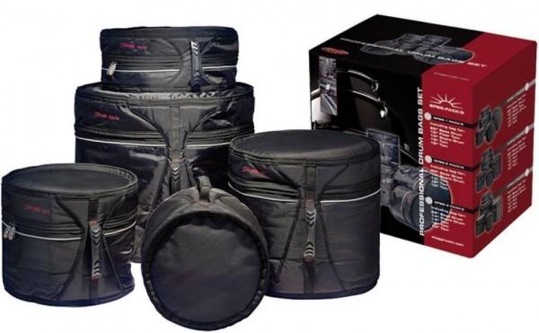 Stagg SPBS-2 PACK/5 DELUXE Schlagzeugtaschensatz