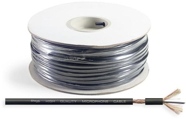 Stagg ROLL G60H Gitarre-Kabel 6 mm - 1 Geleiter