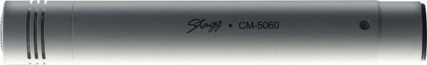 Stagg CM-5060H Profi Hyperniere Elektretmikrofon für Schlagzeug