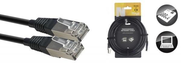 Stagg NCC5RJ N-Serie CAT6 SFTP Professionelles Netzwerkkabel