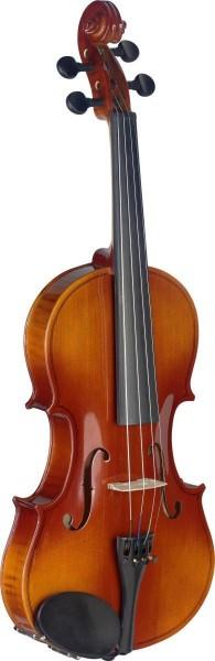 Stagg VL-4/4 4/4 Ahorn massiv Violine mit Softcase