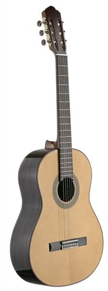 Angel Lopez C1448 S 4/4 Flamenco Gitarre mit massiver A-Klasse Fichtendecke