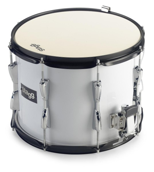 "Stagg MASD-1310 13""x 10"" Marching Snare-Drum mit Gurt"