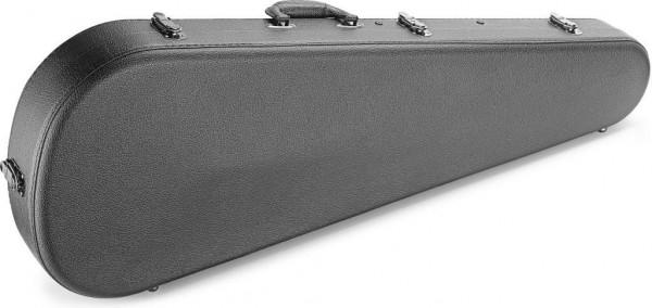 Stagg GPU-E Leichter PU-Hartschalenkoffer für 4/4 E-Gitarre