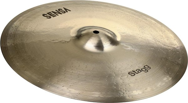 "Stagg SEN-RM20B 20"" SENSA Brillant Medium liebliches Ride-Becken"
