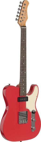 """Stagg SET-CST FRD Vintage """"T"""" Serie Custom E-Gitarre"""