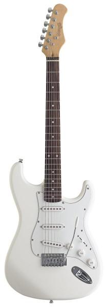 Stagg S300-WH - Standard S E-Gitarre