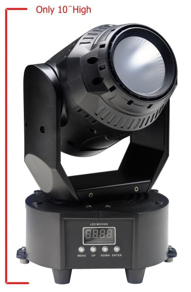 Stagg SLI CYCLOPS60-0 Moving Head mit 60 Watt COB LED (Cyclops 60)