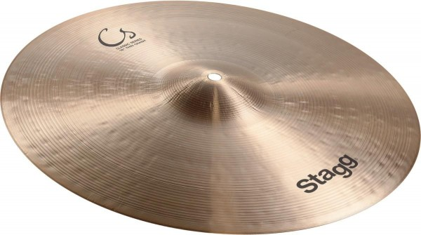 Stagg CS-CMT18 18 Zoll Classic medium thin Crash