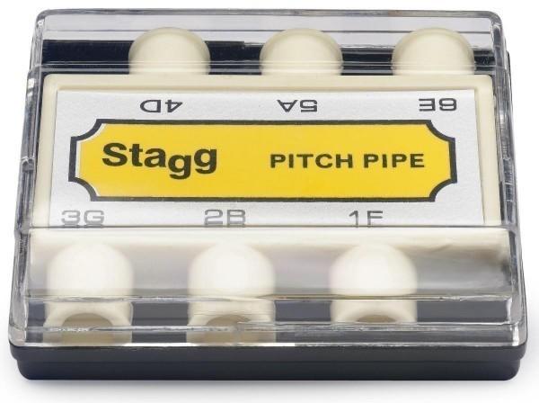 Stagg GP-1 Stimmpfeife für Gitarre
