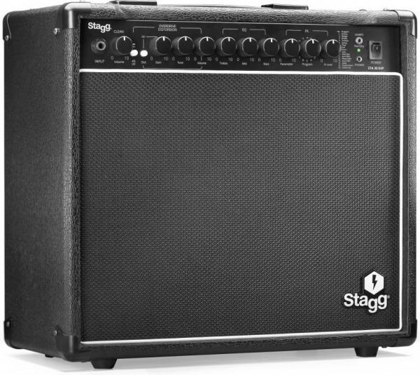 Stagg STA30 DSP EU 30 W Gitarrenverstärker m