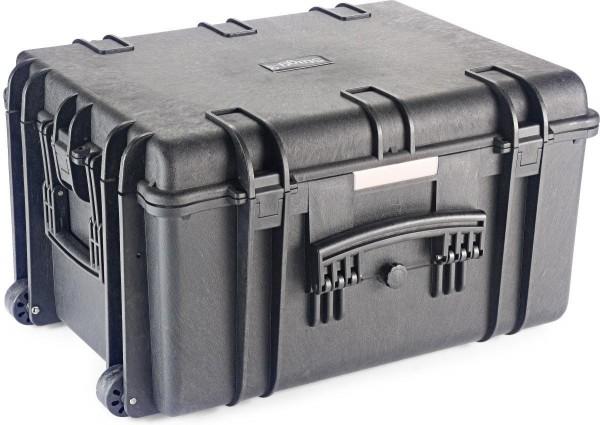 Stagg SCF-584433 Wasser- und Staub-geschütztes universelles Transport-Case, IP67, mit Pick 'n' Pluck