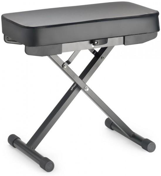 X-Bauart Keyboardbank m robusten, einklappbaren Beinen