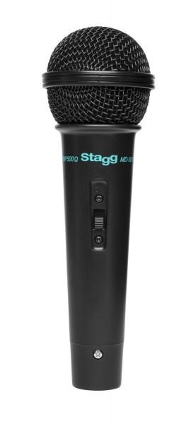 Stagg MD-500BKH General purpose Dynamisches Gesangsmikrofon