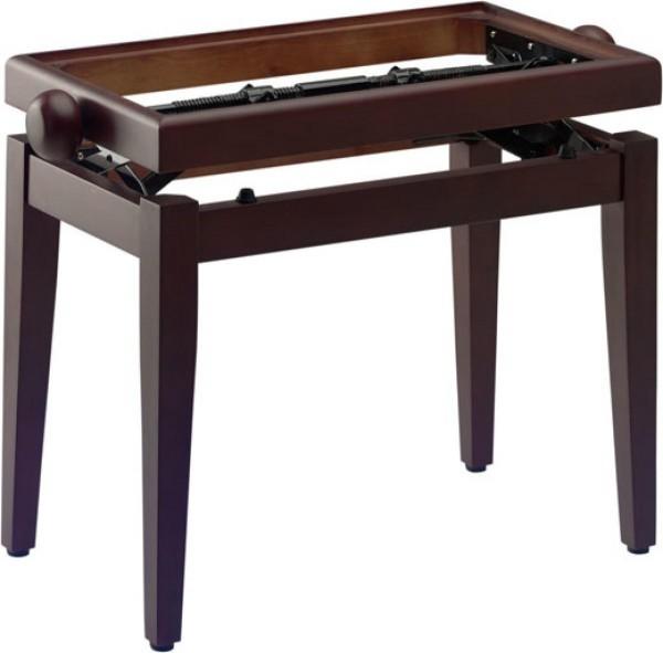 Stagg PB45 MH M Klavierbank in Mahagoni matt, Modell PB 45