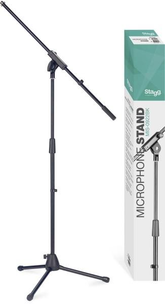 Stagg MIS-0922BK Mikrofon-Galgenständer, Student Modell