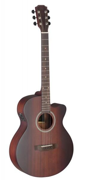 James Neligan DEV-ACFI BBST DEV-ACFI BBST Cutaway Elektro-Akustische Auditorium Gitarre mit Decke au