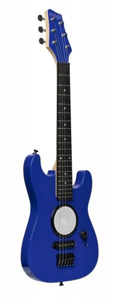 Stagg GAMP200-BL Junior E-Gitarre Blau