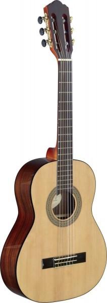 Angel Lopez CER-3/4 S Cereza Serie 3/4 klassische Gitarre mit massiver Fichtendecke