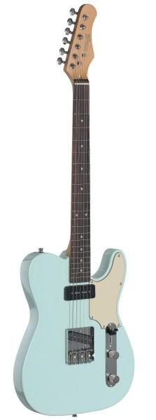 """Stagg SET-CST SNB Vintage """"T"""" Serie Custom E-Gitarre"""