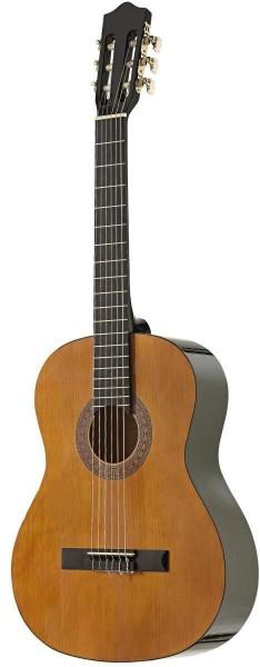 Stagg C546LH 4/4 Klassik-Gitarre für Linkshänder in natur