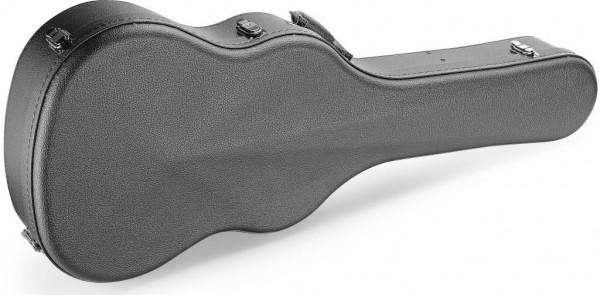 Stagg GPU-W Leichter PU-Hartschalenkoffer für Dreadnought Gitarre
