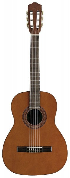 Stagg C537 3/4 Klassik-Gitarre in natur dunkel mit Fichtendecke