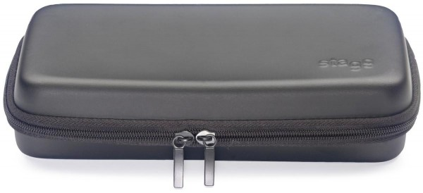 Stagg MUCA22 Kompaktes Zubehörcase für Gitarren- und sonstiges Musikinstrumentenzubehör