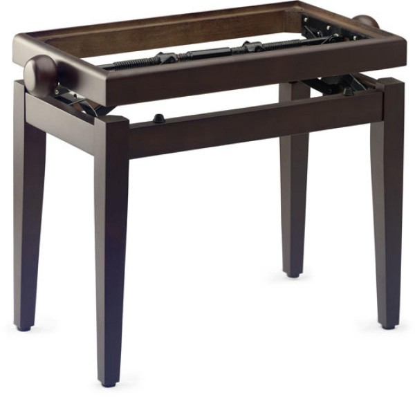Stagg PB45 RW Klavierbank in Rosenholz matt Modell PB 45
