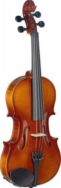 Stagg VN-3/4 L 3/4 Maple Violin with standard-shaped soft-case