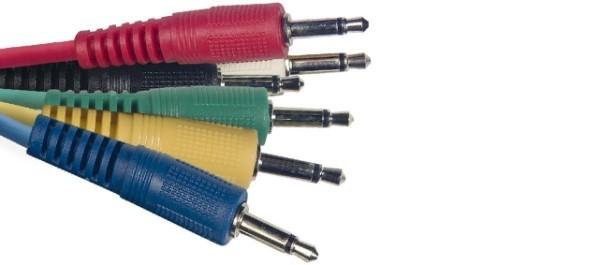 Stagg SPC1,5MJ E Patch-Kabel, 6 x Mini-Klinke/Mini-Klinke (m/m), 1.5 m