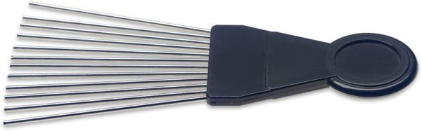 Stagg SCRAP 1 Schraber f. Guiro - Kunststoffgriff m. 12 Metallstäbe