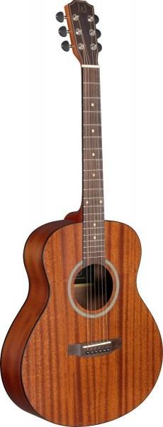 James Neligan DEV-A MINI DEV-A MINI Deveron Serie Mini Auditorium Akustikgitarre Reisegitarre mit ma