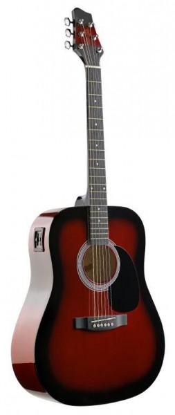 Stagg SW201RDS-VT Elektroakustische Dreadnought Gitarre