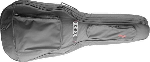 Stagg STB-GEN 20 W Standard Tasche für Western/Dreadnoughtgitarre