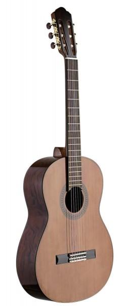 Angel Lopez C1549 S-CED 4/4 Klassik-Gitarre mit massiver A-klasse Zederndecke