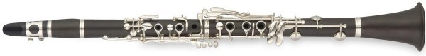 Levante LV-CL6101Bb Klarinette Holz Korpus böhm System mit 17 Klappen 6 Ringe